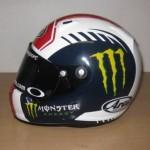 Helmets Replicas-Luke Agnew 01
