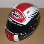 Helmets Replicas-Luke Agnew 02
