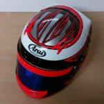 Helmets Replicas-Max Allen 2016 02