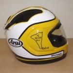 Helmets Replicas-Michael Dunlop 2015 01