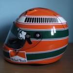Helmets Replicas-Michael Woods