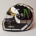 Helmets Replicas-Noel Lindsay 2020 01