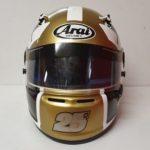 Helmets Replicas-Noel Lindsay 2020 02