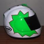 Helmets Replicas-Richard Britton Helmet 2014 01