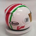 Helmets Replicas-Rodney Orr McCallen 2021 02