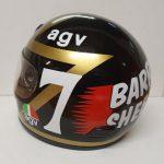 Helmets Replicas-WD Sheene 2020 03