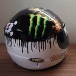 Helmets Replicas-Zach Gibson 2011
