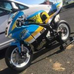 Motorsport Bikes-Davy Sherman Mini Moto 2018 01