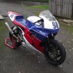 Motorsport Bikes-Ivan Bolt