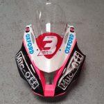 Motorsport Bikes-James Hiller Number Board 2020 01