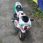 Motorsport Bikes-Jays Barbers Mini Moto Castrol 03