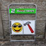 Motorsport Bikes-Rhys Coates Pit Board 2019 03