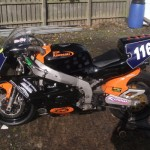 Motorsport Bikes-Roy Beattie SS400