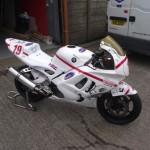Motorsport Bikes-Sid Adair CBR 2015 01