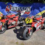 Motorsport Bikes-Team Boyd Minibike 2021 01