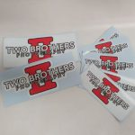 Motorsport Bikes-Two Brothers Stickers 01