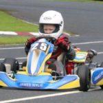 Motorsport Kart-Joshua Wylie Cadet 2020 01