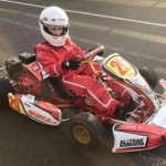 Motorsport Karts-Jake Matthews Cadet 2015