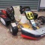 Motorsport Karts-Lewis Hamilton JICA