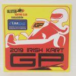 Motorsport Karts-UKC IGP Plate 2019