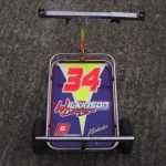 Motorsport Karts-WD34 Trolley