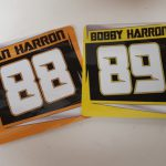 Motorsport Offroad-Harron Number Boards 2020 01
