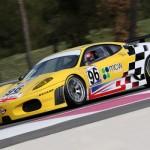 Motorsport Race-JMW Ferrari 08