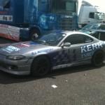 Motorsport Race-Kerrs Tyres Nissan