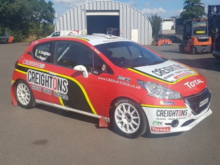 Motorsport Rally-Creightons 208 Aug 2019 02