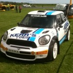 Motorsport Rally-Kerrs Tyres Mini