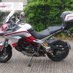 Paul Gibson Ducati 2016 01