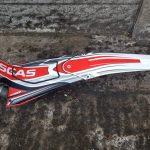 SM Trucks Gas Gas Seat