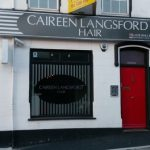 Shops-Caireen Langsford Sign 2017 01