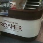 Shops-Roamer Reception Desk
