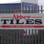 Signs-Abbey Tiles