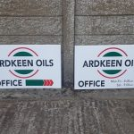 Signs-Ardkeen Oils Sign July 2019 02