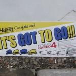 Signs-Charles Hurst Nissan Got2Go