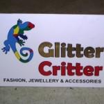 Signs-Glitter Critter