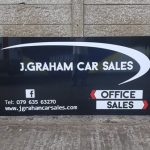 Signs-J Graham Cars Signs July 2019 01