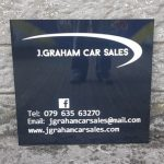 Signs-J Graham Cars Signs July 2019 02