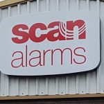 Signs-Scan Alarm Office Sign 2018 01