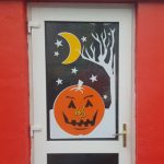 Signs-WD Window Halloween 2019