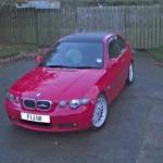 Vehicle Wraps-Newell BMW Roof