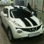 Vehicle Wraps-Nissan Belfast Juke