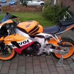 Vehicles Bikes-David Kerr Repsol Honda