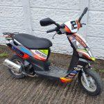 Vehicles Bikes-ECM Scooter 2021 01