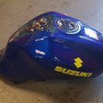 Vehicles Bikes-Josh McConnell Suzuki Tank