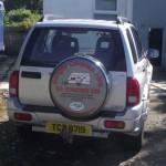 Vehicles Cars-Bangor Caravans Wheel Cover