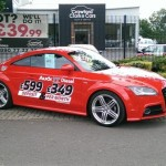 Vehicles Cars-Crawford Clarke-Audi TT