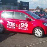 Vehicles Cars-Crawford Clarke-Citigo (red) Sept 2017